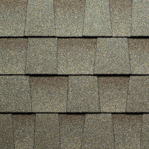 GAF Timberline Cool 33.33-sq ft Weathered Wood Laminated Architectural Roof Shingles