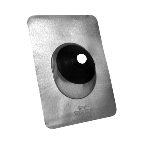 Oatey No-Calk 3-in x 14.5-in Galvanized Steel Vent and Pipe Flashing