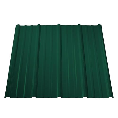 Metal Sales Pro-Panel II 3-ft x 12-ft Ribbed Steel Roof Panel