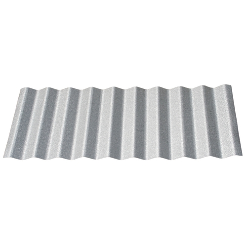 Union Corrugating 2.33-ft x 10-ft Corrugated Steel Roof Panel