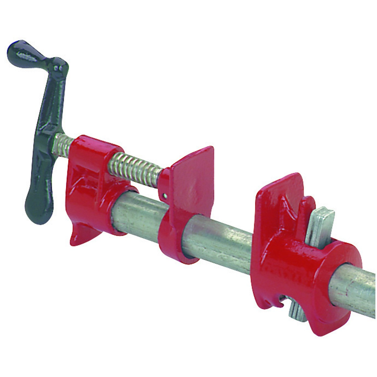 3/4 In. Heavy Duty Cast Iron Pipe Clamp 2 Pc