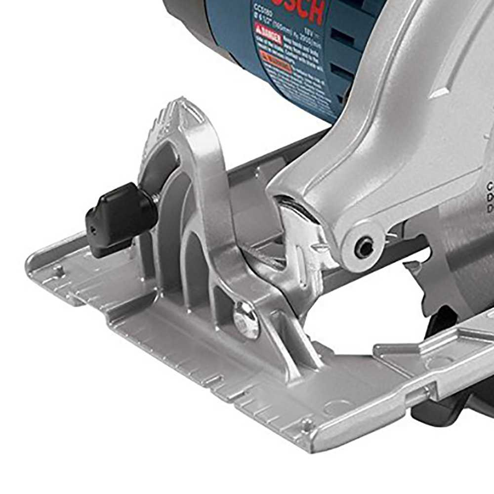 Factory-Reconditioned Bosch CCS180K-RT 18V Cordless Lithium-Ion 6-1/2 in. Circular Saw (Refurbished)