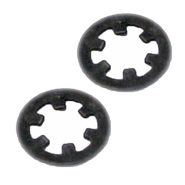 Black and Decker DW708 Miter Saw (2 Pack) Genuine OEM Replacement Retaining Ring # 142273-00-2PK